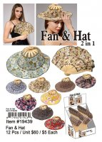 Fan Hats Wholesale