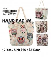 Hand Bags #6 Owls