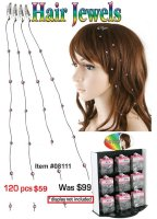Hair Jewel Wholesale - Closeout