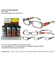 Aztec Pattern Readers Wholesale
