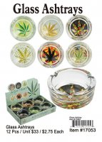 Glass Ashtrays Wholesale