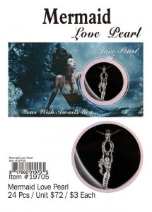 Mermaid Love Pearl Wholesale