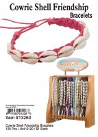 Cowrie Shell Friendship Bracelets Wholesale