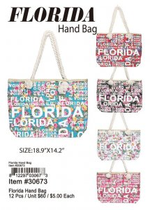 Florida Hand Bag Wholesale