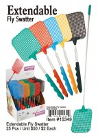 Wholesale Extantable Fly Swatter