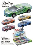 Light Up Sports Car Wholesale