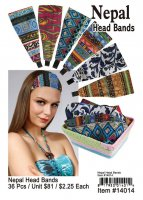 Nepal Head Bands Wholesale