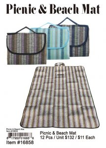 Picnic And Beach Mat Wholesale
