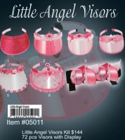 Wholesale Little Angel Visors Kit