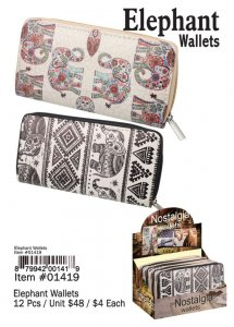 Elphant Wallets Wholesale