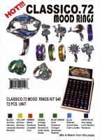 Wholesale Mood Rings Classico Kit