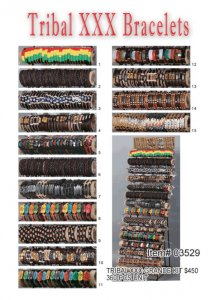 Wholesale Tribal Bracelets Grande