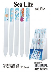 Sea Life Nail Files Wholesale