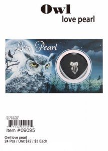 Owl Love Pearl Wholesale