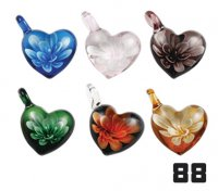 Wholesale Murano Glass Pendants #88 - BOXED
