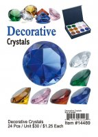 Decorative Crystal Diamonds Wholesale