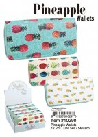 Pineapple Wallets Wholesale