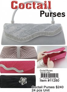 Coctail Purses Wholesale