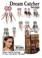 Dream Catcher Earrings Wholesale