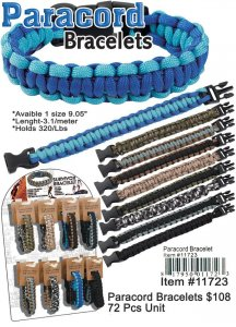 Paracord Bracelets Wholesale