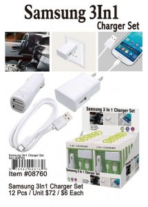 Samsung 3 In One Chargers Wholesale