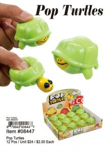 Pop Turtles Wholesale