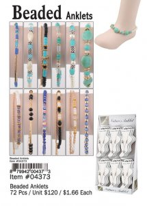 Beaded Anklets Wholesale