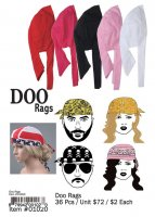 Doo Rags Wholesale
