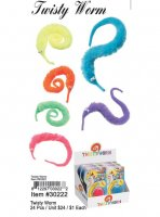 Twisty Worm Wholesale
