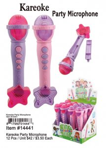 Kareoke Party Microphone Wholesale