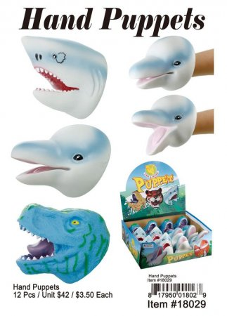 Hand Puppets Wholesale
