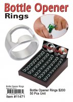 Bottle Opener Rings Wholesale