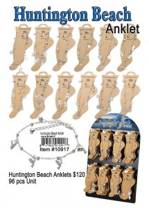 Huntington Beach Anklets Wholesale