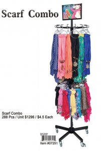 Wholesale Scarves Combo