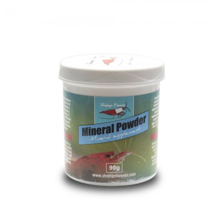 Shrimp Mineral (Montmorillonite) Additive from Shrimps Forever