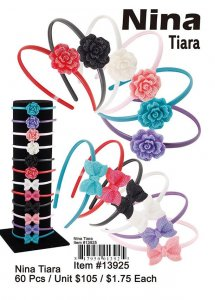 Nina Tiara Wholesale