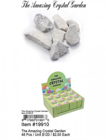 The Amazing Crystal Garden Wholesale