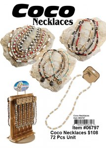Wholesale Coco Necklaces