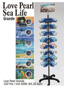 Love Pearl Sea Life Mix and Match Grande Wholesale