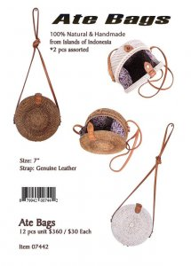 Ate Bags Wholesale
