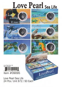 Love Pearl Sea Life Mix and Match Wholesale