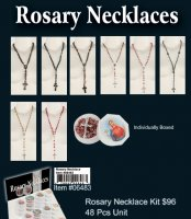 Wholesale Rosary Necklace Kit