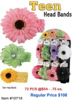 Wholesale Teen Head Bands Wholesale
