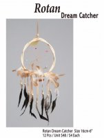 Rotan Dream Catchers Wholesale