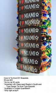 Miami Coco Bracelets Wholesale