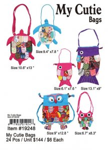 My Cutie Bags Wholesale