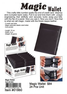 Wholesale Magic Wallets