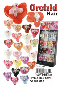Orchid Hair Wholesale