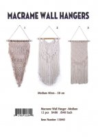 Macrame Wall Hangers Medium