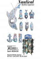 Nautical Bottle Opener Wholesale